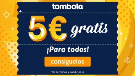 Bingo Tombola 5 euros gratis