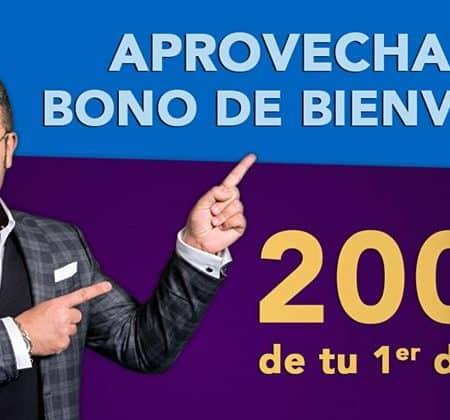 Bono de bienvenida de YoBingo