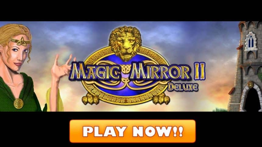 Aprende a jugar a la slot Magic Mirror Deluxe II