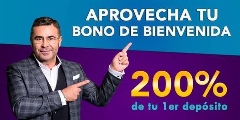 Bono de bienvenida Yobingo
