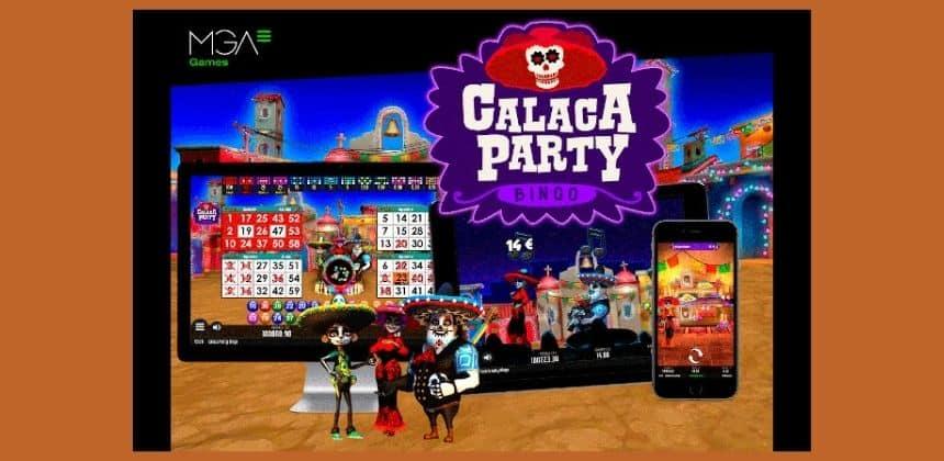 Descubre el Videobingo Calaca Party