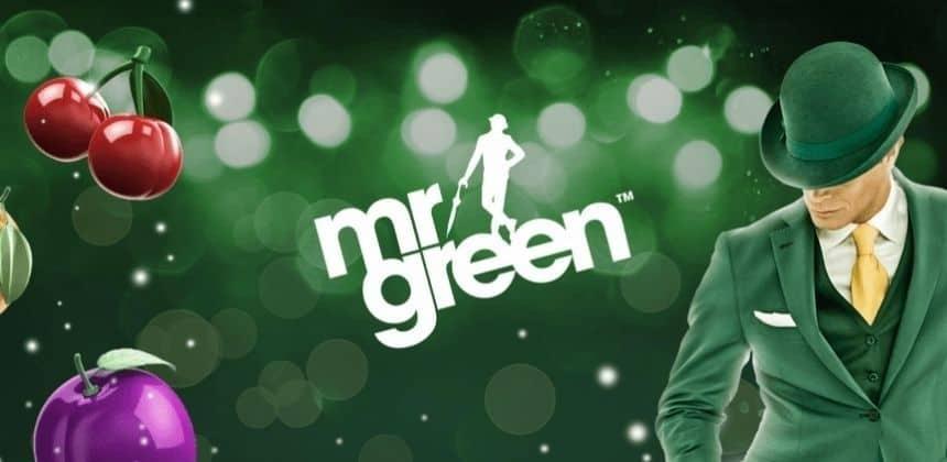 2.000.000€ gratis y Bono de Bienvenida en Mr Green.