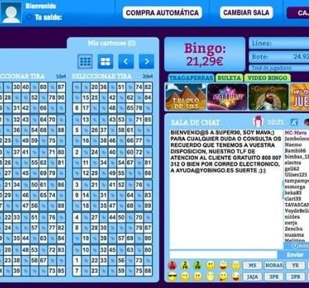 Bingo online: ¿qué es y cómo se juega?