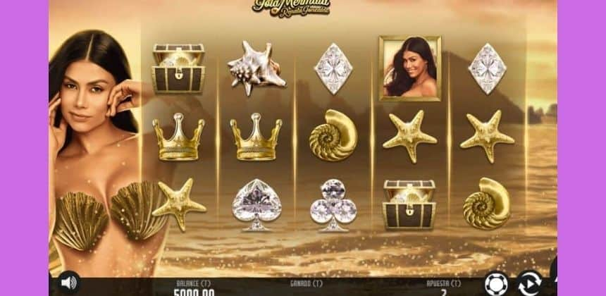 Locura con la slot Gold Mermaid