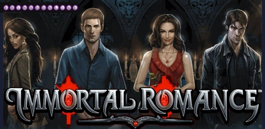 Ya ha llegado la slot Immortal Romance Remastered