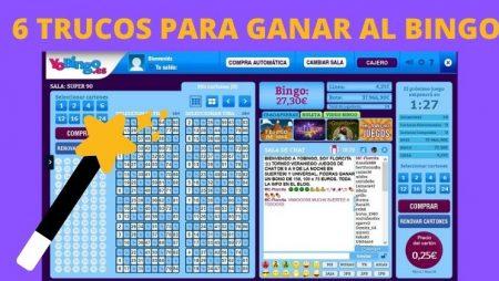 6 trucos para ganar jugando al bingo online