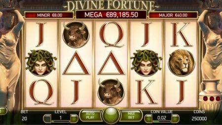 Cómo jugar a la Slot Divine Fortune Megaways