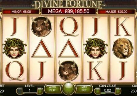¿Cómo jugar a la Tragaperras Divine Fortune de Megaways?