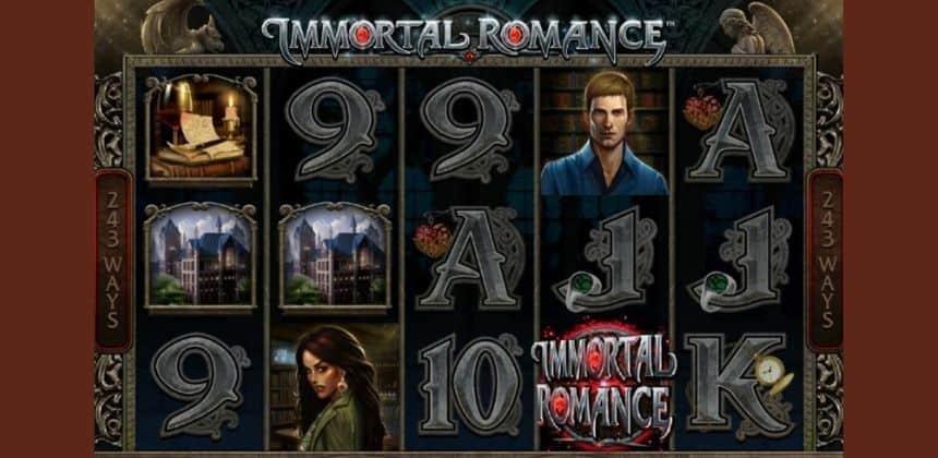 Aprende a jugar a la slot Immortal Romance