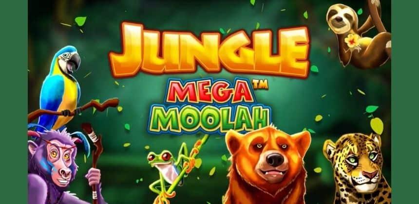 Análisis slot Jungle Mega Moolah