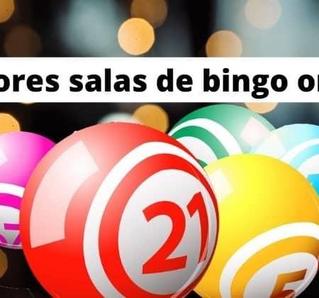 Mejores salas de Bingo Online
