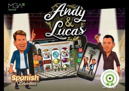 Guía para jugar a la slot Andy y Lucas
