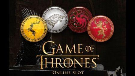 Analizamos la slot Game of Thrones