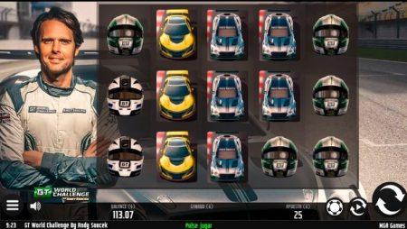 ¡Aquí está la slot GT World Challenge!