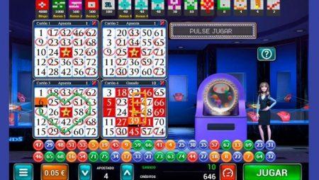 Descubre como jugar al Diamonds Bingo.
