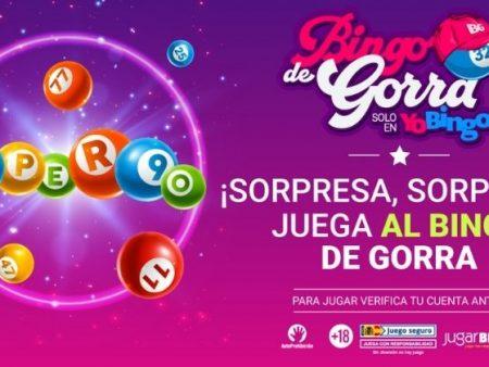 Juega al Bingo de Gorra en YoBingo