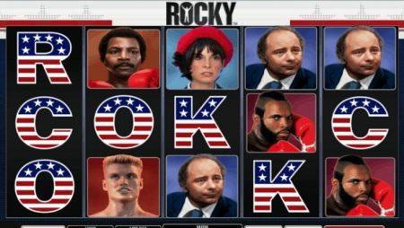 Llega la nueva slot Rocky