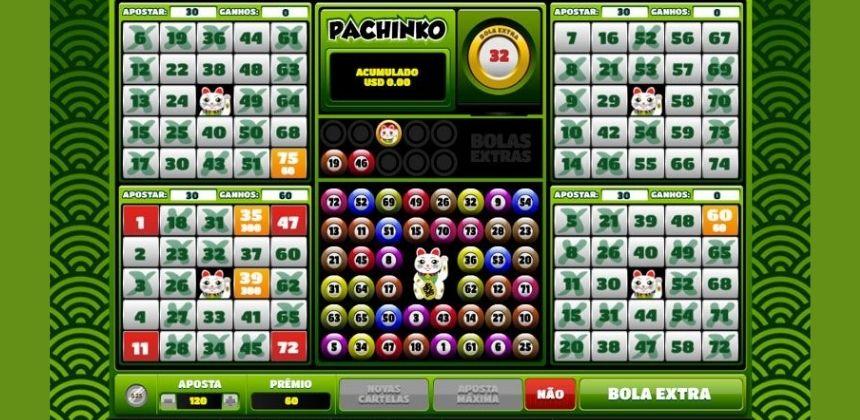 ¿Cómo Jugar al Videobingo Pachinko?
