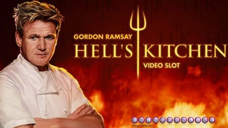 Cocina con la slot Gordon Ramsay: Hell's Kitchen