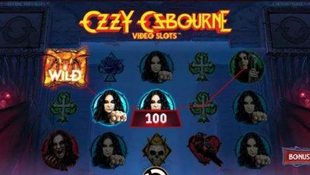 Canta y ganas con la slot Ozzy Osbourne