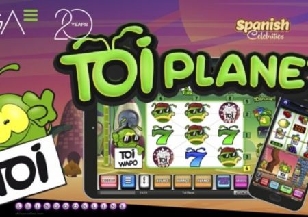 ¡Ha llegado la slot TOI Planet!