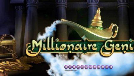 Mucha pasta con la slot Millionaire Genie