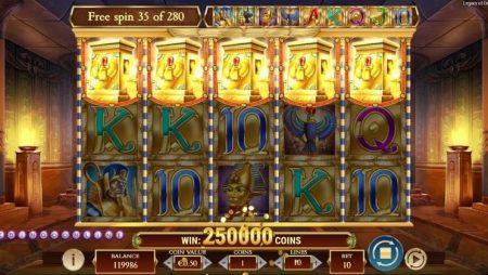 Descubre la slot Legacy of Dead