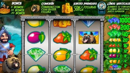Vive la slot Las Riquezas de El Dorado