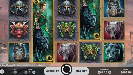Descubre la Slot Warlord: Crystals of power