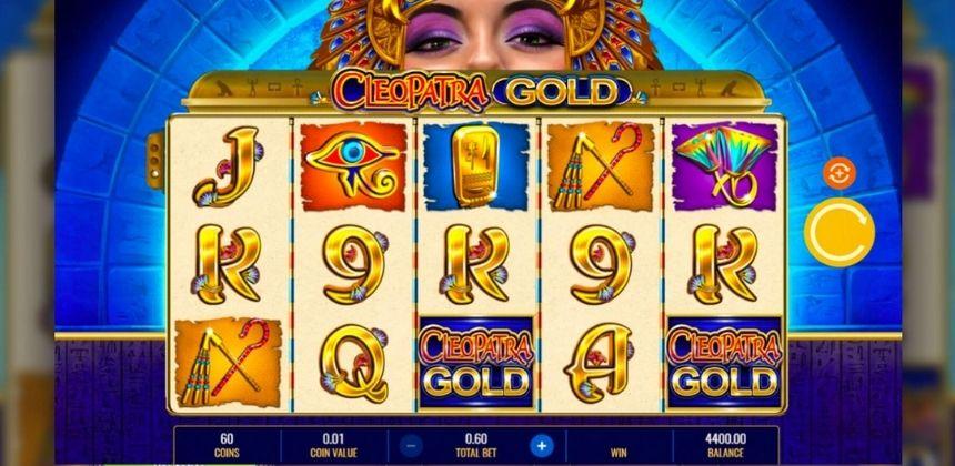 Jugar a la slot Cleopatra gratis – TodoSlots