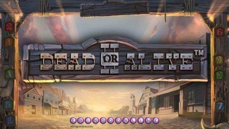 Vive o muere con la slot Dead or Alive