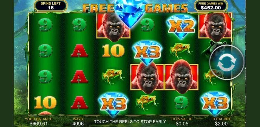 Explora con la nueva slot Epic Ape