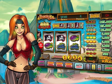 Análisis la slot Piratas del Caribe