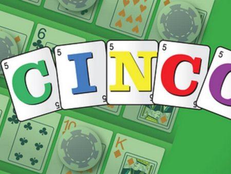 ¿Cómo jugar al Bingo CINCO en Tombola?